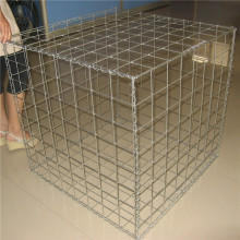 classical Hesco welded stone gabion