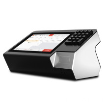 Wireless Android Restaurant Pos System all in One
