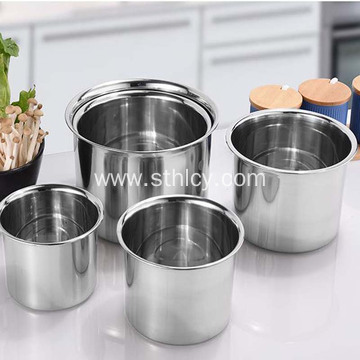 Non-magnetic Stainless Steel Seasoning Tank