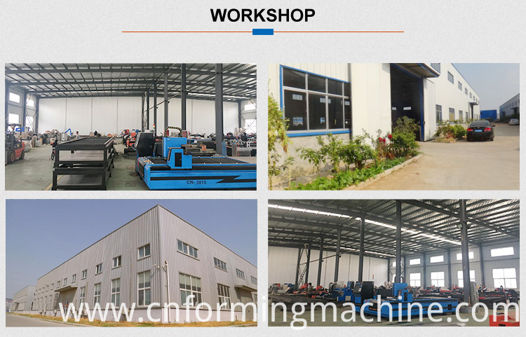 plasma machine WORKSHOP