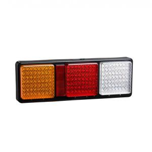 Screw Mounting Truck Combination Rear Lights