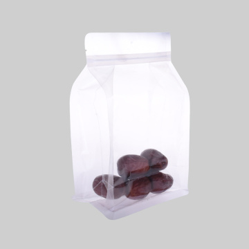 transparent plastic bags for food packaging