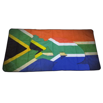 Large Printed Microfiber Beach Towel