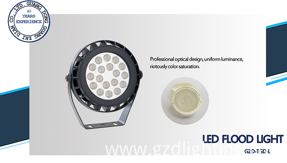 24W FLOOD LIGHT