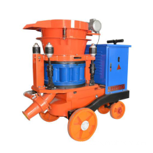 Concrete spraying shotcrete  machine for sale
