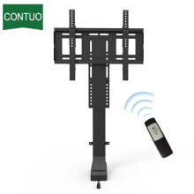 Best Quality for Desk Tv Lift Electric Height Adjustable Tv Lift System Remote Control supply to American Samoa Factory