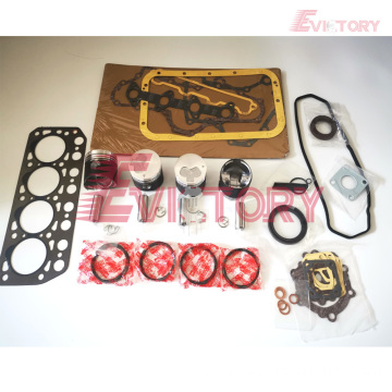 MITSUBISHI engine parts piston K4E piston ring