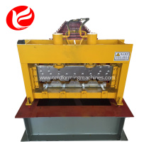 Panel metal decking floor decking sheet forming machine