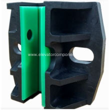 CWT Guide Shoe for Home Elevators 10mm 16mm