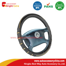 14 Inch Ridged Grip Steering Wheel Cover