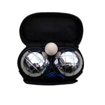 Good Quality for Bocce Petanque Boules 73mm Steel French Boules Set export to Suriname Factory