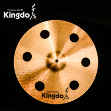 Customized for Offer O-Zone Cymbals,Cymbals With Holes,O-Zone Effect Cymbals From China Manufacturer Effect Cymbals O-ZONE Crash Cymbals supply to Kyrgyzstan Factories