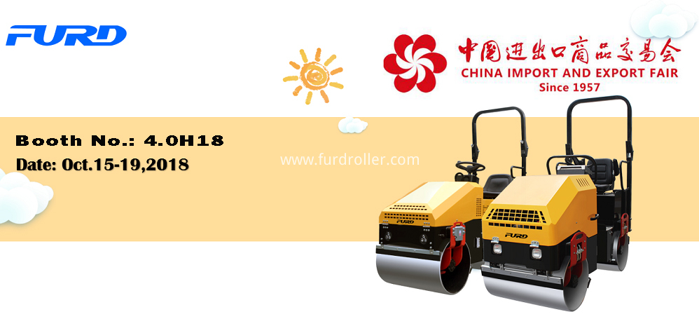 Canton Fair Road Roller