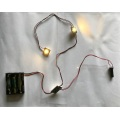 Candle flicker LEDs,led module for pos,pop display,Led harness,flashing light display