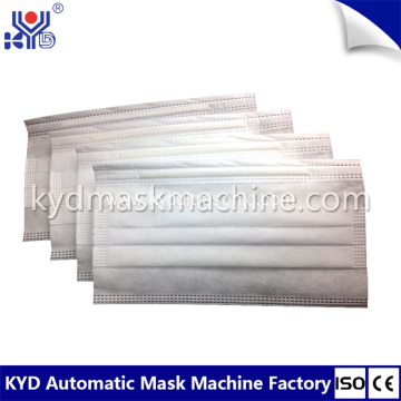 Flat Face Mask Blank Making Machine for sale