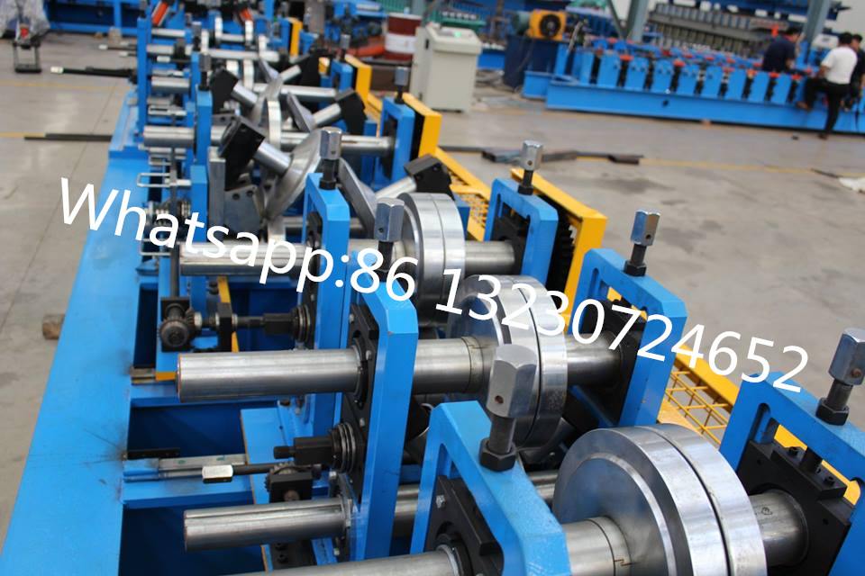 C And Z Channel Roll Forming Machine
