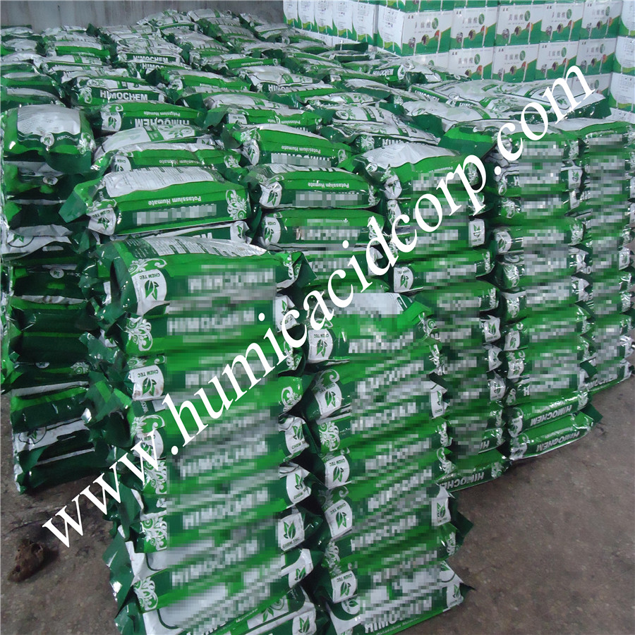 100 Soluble Potassium Humate Foil Bag