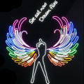 ANGEL WINGS 2 LED D NENAM NEN BELAXANON NEB