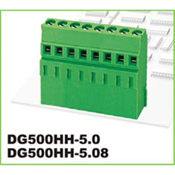 Pcb Screw Terminal Blocks With High Level