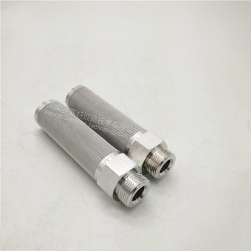 Sintered 5-Layer Wire Mesh Filter Elements