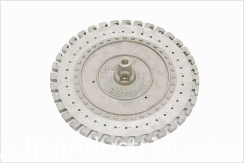 Aluminum Investment Casting Plate