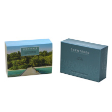Custom Printing High-end Candle Packaging Box
