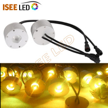 80mm Outdoor Power Digital RGB Led Dot Light