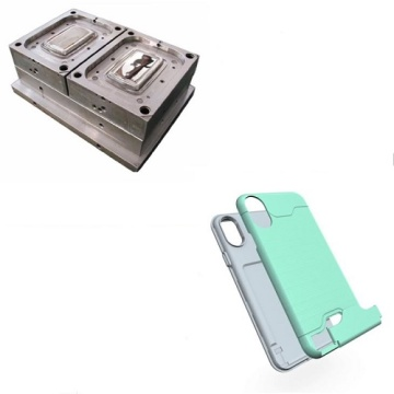 Mobile phone shell cover plastic injection mould