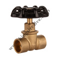1/2 inch Globe Valve With Solder Ends