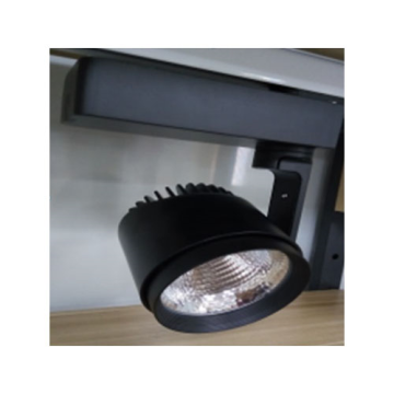 Track Head Black 40W LED Track Light