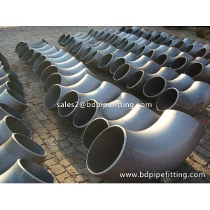 Carbon steel A234WPB pipe elbow 45 degree