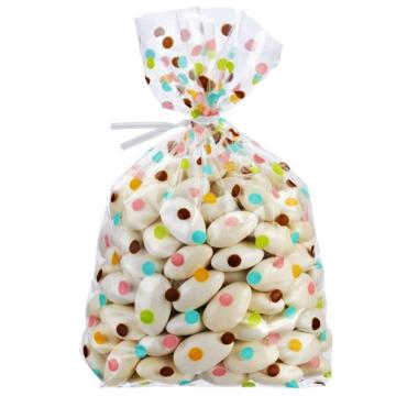 Customized cello candy bags with cheap price