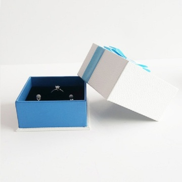 Custom Paper Jewelry Box With Logo Printing