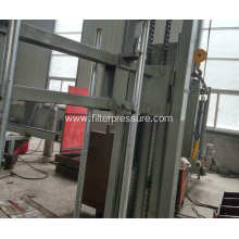 Automatic Hydraulic Metallurgy Chamber Filter Press