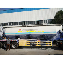 60m3 Tri-axle Powder Silo Trailers