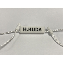 Plastic Personalized Jewelry Tags