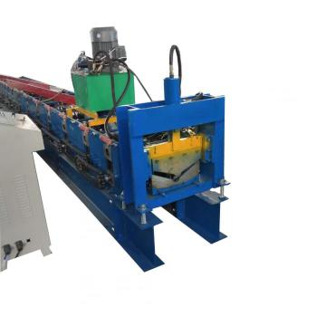 Steel Roof Ridge Roll Forming Machine