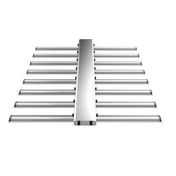 O le 640 watt LED Grow Grow Bar Adjusttable Bar