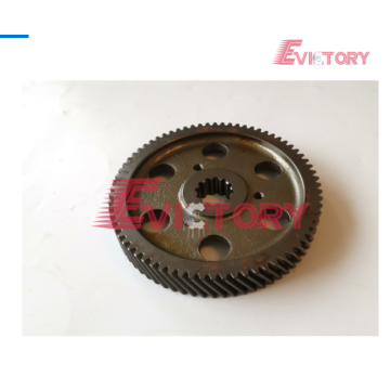 PERKINS 404D-22 idle timing gear crankshaft camshaft gear