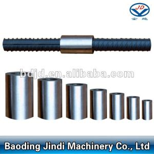 Parallel Thread Coupler for Rebar Mechanical Splicing