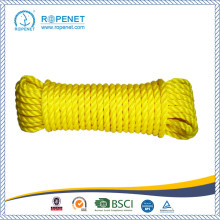 ODM for Colourful PE Monofilament Twist Rope Cheap Price Twisted Rope export to Ireland Wholesale