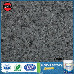 Granite spray paint for walls