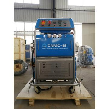 High pressure polyurea spraying machine for waterproofing