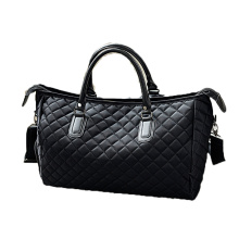 "Factory Price for Duffel Bags Women 21"" Weekender Duffel Bag with Shoe Pocket export to Congo Wholesale"