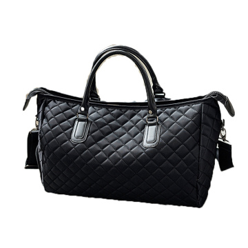 "Women 21"" Weekender Duffel Bag with Shoe Pocket"