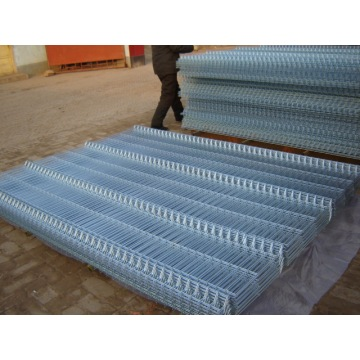 galvanized steel wire mesh fence welded