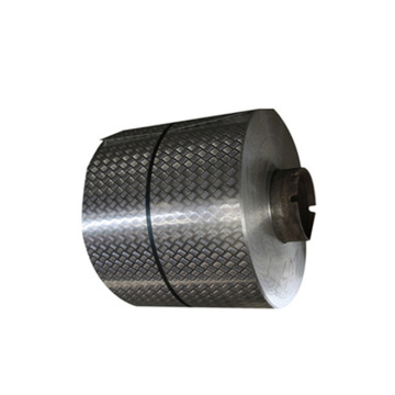 Spherical/Lentil Aluminum Checkered Plate For Packaging