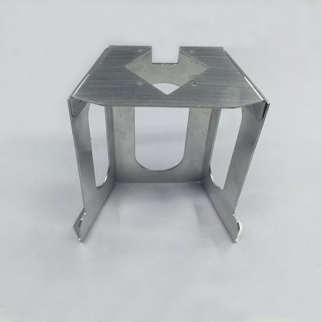 Precision Aluminum Alloy Sheet Metal Manufacturing