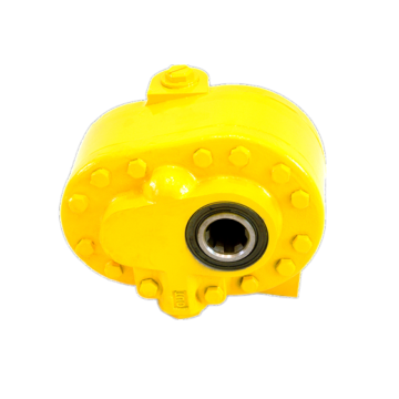 PTO gear hydraulic pump