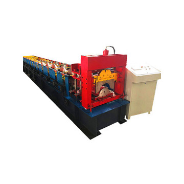 Metal ridge tile forming machine for sales